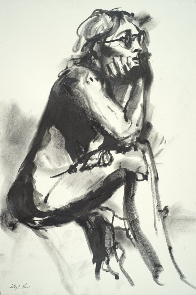 Life Drawing - Jan 19, 2016 #2