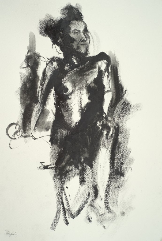 Life Drawing - Jan 26, 2016 #7