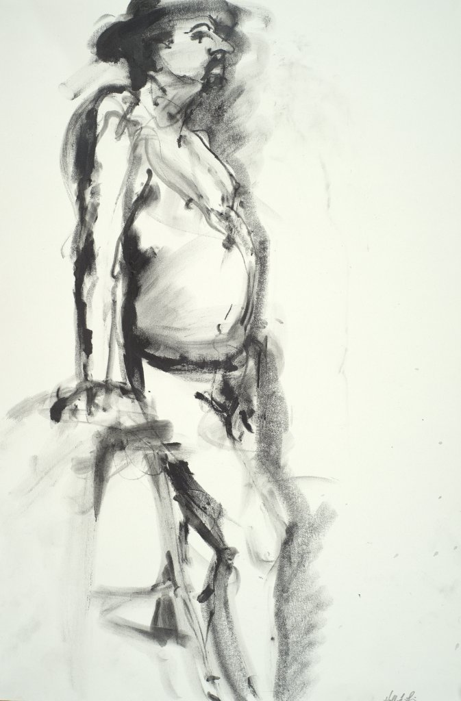 Life Drawing - Feb 9, 2016 #1